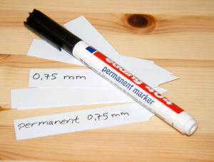 Märkpenna 0,75 mm köp hos Plantanica