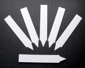 Etikett 10 x 1,6 Vit - 20 st köp hos Plantanica